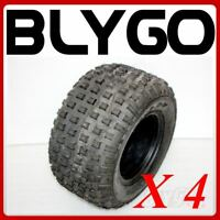 "4X 2PLY 16 X 8 - 7"" inch Rear Tyre Tire 125cc Quad Drit Bike ATV Buggy Mower"