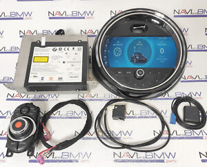 MINI COOPER F60 NBT EVO Touchscreen NAVIGATION 2021 Map Apple carplay active