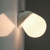 Wagenfeld Wand Leuchte Lindner 6010 Porzellan Sockel Lampe 1955 Design Klassiker
