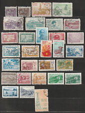 Briefmarken Vietnam 30 Marken aus 1953-1959
