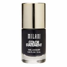 Milani Color Statement Nail Lacquer, Ink Spot, 0.34 fl oz