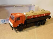 KAMAZ-53212 Russian Milk tanker truck 1:43 diecast scale model