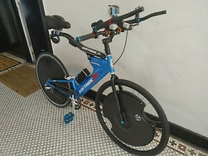 55cm Softride Roadwing Bicycle, 9 SPEED, 400 watts electron front wheel
