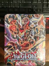 Yu Gi Oh Gioco Game Mega Tin 2014 ITALIANO Play Nuovo New - BUJINTEI SUSANOWO -