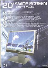 Bedienungsanleitung und Treiber-CD für Medion TFT Monitor MD30004 Manual Driver