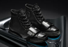 Converse X Neighborhood Chuck 70 Moto Hi Top Black Sneaker Men's 12M/Women's 14