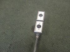N/A Stainless Steel Outlet Box W/Receptacle Nema L6-20-R 20A 250V Used