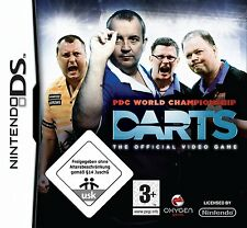 PDC World Championship Darts 2009 Game DS Nintendo NDS DS Lite DSi XL Brand New