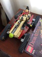 Lego 7476 Dino Attack , Iron Predator No dinosaur, No Box.
