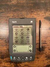 Vintage 90s Palm Pilot Vii 3Com Lcd Organizer Digital Pda Tested W/ Stylus