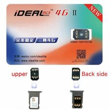 Mobile Perfect Unlock Turbo Smart IC IDEAL 4G Ⅱ Sim Card Sticker for IPhone