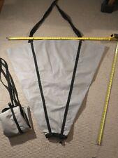 Trolling bag, drift sock, sea anchor