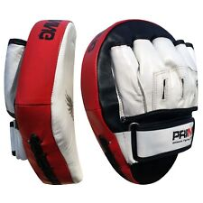 Mma Focus Pads Boxing Kick Punching Ufc Mitts Training Rex Leather 1105