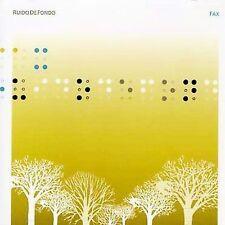 Ruido de Fondo by Fax (CD, Sep-2005, Static Discos)