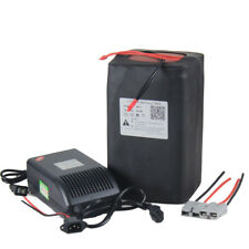 48V20AH LiFePO4 Battery Power Pack for Scooter Ebike Rechargeable Motorcycle