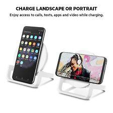 Belkin boostup Chargeur sans fil pied 10W pour iPhone x / 8 Plus / 8, Galaxy S9