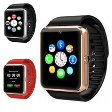 Smart Watch Bluetooth SIM Phone Camera Slot Men Bracelet Android iPhone