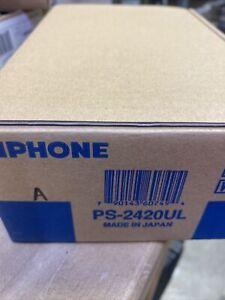 Aiphone PS-2420UL 24V DC Intercom Power Supply (NEW)