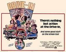 DRIVE-IN Movie POSTER 11x14 Lisa Lemole Glenn Morshower Gary Cavagnaro