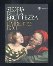 Storia della bruttezza, Umberto Eco