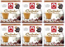 60 DOLCE GUSTO ®* kompatible Kapseln Cortado Caffè Macchiato Bonini