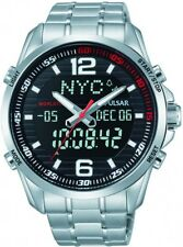 Herrenarmbanduhr Armbanduhr Chronograph Alarm - Pulsar - PZ4001X1