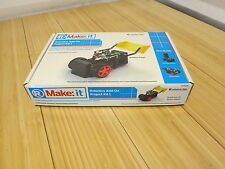 Make: It Robotics Add-On Project Kit 1 Radio Shack 2770169 Bulldozer Robot