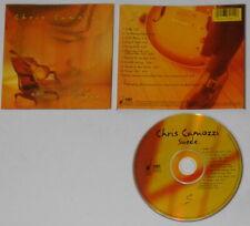 Chris Camozzi - Suede - U.S. promo cd, Gold DJ Stamp