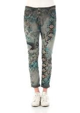 Please Damen Jeans P78A - TI3M3N - P78A - Boyfriend - Grau - Graphite XXS-XL