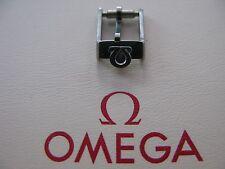 VINTAGE NOS Omega Fibbia in acciaio inox 8mm-MOLTO RARO & altamente collezionabile