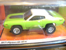 Sold Out Aw Nos Auto World Xtraction R 11 Lighted Green Gtx Ho Slot Car Fit Afx