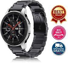 Cinturino Compatibile con Galaxy Watch 46mm/Gear S3 Frontier/Gear S3