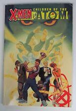 X-Men: Children of the Atom (2001, Marvel) 1st Printing Graphic Novel TPB