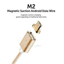 2.1A Magnetic Micro USB Ladegerät Adapter Kabel für Samsung Android HTC LG