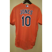 Baltimore Orioles adam jones game used hr jersey 25th off sabathia