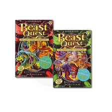 Adam Blade Beast Quest Special Series Collection 6 Titles in 2 Books Set  UK  PB