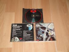 2001 A SPACE ODYSSEY MUSIC CD FROM THE MOTION PICTURE SOUNDTRACK GOOD CONDITION