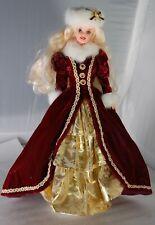 1996 Mattel Happy Holidays Barbie Special Edition, No Box