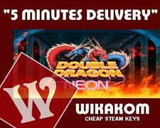 Double Dragon: Neon Steam Key