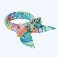 Women's LILLY PULITZER Chiffon Wrapped Bangle Bracelet Blue