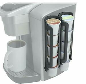 Sidekick Pod Holder Side Mount K Cup Pods Dispenser compatible with Keuri... New