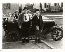 STAN LAUREL AND OLIVER HARDY A PERFECT DAY HAL ROACH FILM STILL #5