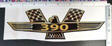 Ford Thunderbird 390 Vinyl Decal Sticker 6023