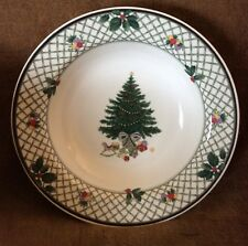 Mikasa CHRISTMAS STORY One Round Vegetable Serving Bowl