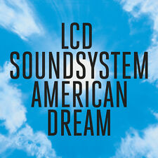American Dream by LCD Soundsystem Digipack CD