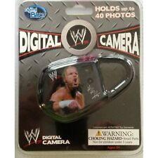 WWE Digital Blue Digital Camera Stores 40 Photos Vintage