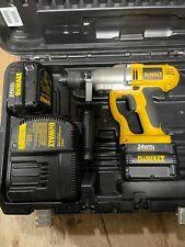 "DeWalt DW006 - 24V 1/2"" Cordless Hammer Drill Kit - 2 Batteries / 1 Charger"