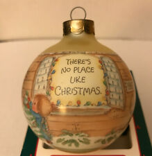 Vintage Hallmark Ornament 1987 Betsey Clark Home For Christmas #2 In the Series