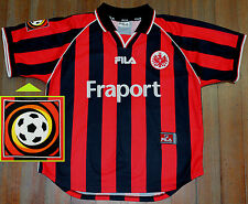 EINTRACHT FRANKFURT 2002/03 FILA Home Jersey (164/Small) **VG -BUNDESLIGA patch-