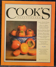 Magazine COOK'S ILLUSTRATED, 2009  !!JUICY PORK CHOPS!!, !!LASAGNA BOLOGNESE!!
